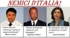 RISORSE BOLDRINIANE ALL' OPERA…….. SPAZZIAMO VIA I COMUNISTI DALL' ITALIA !!!!