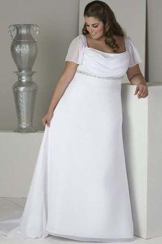 cutethickgirls.com plus size casual wedding dresses (07 ...