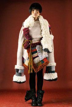 Lu Yang - UAL - Chelsea College of Arts: BA (Hons) Textile Design