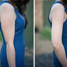 <p>While you may feel like a wannabe beauty queen, this trick, when not done, can result in an unsatisfactory photo.</p><p>Whether you're holding a puppy in a sweater, a beer, a slab of cake, or nothing at all, you can achieve the appearance of slim upper arms/minimize the appearance of arm flab, by simply holding your arms slightly away from your body. This keeps upper arm flab from flattening out and therefore appearing flabbier (much like thighs do when one sits on a couch).</p><p>As you…