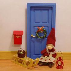 nissedør - Google-søgning Elf On The Shelf, Xmas, Holiday Decor, Google, Home Decor, Fairies, Decoration Home, Room Decor, Christmas