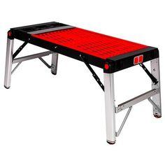 Table de travail 5 fonctions Ht. 560 à 800 mm et 150 à 300 kg max. - MF5IN1 - HOLZMANN