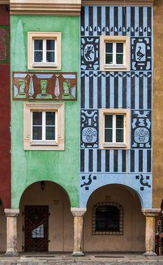 Poznan Poland, Stary Rynek [fot. Ilja van de Pavert]