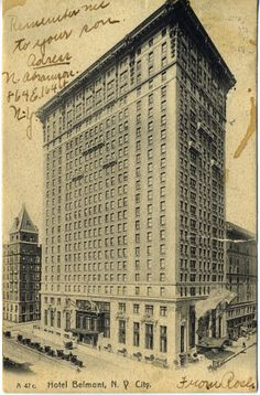 image hotel belmont ny city message remember me to your sonabramson 864 e