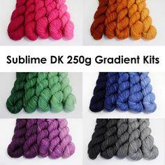 Gradient Yarn, Sublime DK