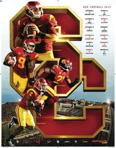 USC Trojans Football 2015!!!!