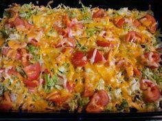 Easy Recipes to Do: Taco Casserole