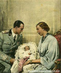 Achille Beltrame Maria Gabriella, la nuova Principessina di Casa Savoia