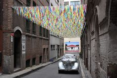 Looking back at Sydney's incredible Rainbow Laneway - Lost At E Minor: For creative people