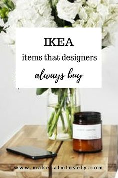 items that designers rave about and would buy What IKEA items do designers always buy themselves, recommend to others, and rave about?What IKEA items do designers always buy themselves, recommend to others, and rave about? Diy Furniture Hacks, Retro Furniture, Ikea Furniture, Furniture Makeover, Hall Furniture, Furniture Movers, Apartment Furniture, Farmhouse Furniture, Classic Furniture