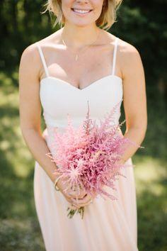 Bright and pretty: http://www.stylemepretty.com/canada-weddings/alberta/calgary/2015/04/15/whimsical-pastel-summer-wedding/ | Photography: Heart & Sparrow - http://www.heartandsparrow.com/