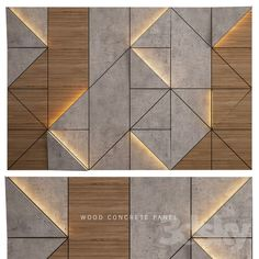models: Other decorative objects - Wall Panel 19 Feature Wall Design, Wall Panel Design, Wall Decor Design, 3d Wall Panels, Ceiling Design, Door Design, Feature Walls, 3d Wall Decor, Wooden Wall Design