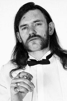 Lemmy Kilmister bass player of Motorhead