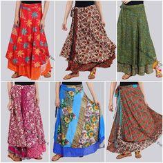 Skirts #SilkSkirt #WomenSkirt #wrapskirt #wraparoundskirt #midiskirt #handmadeskirt #indianskirt #printedskirt #girlsskirt #SilkSkirtLot #IndianSilkSkirts #BohoSkirts #womenskirts #HippieSkirts #SummerSkirts #MaxiSkirts #MultiColour #BeautifulDesign #WholesaleLot #ClothingSkirts #FloralSkirt #MandalaSkirt #DesignerSkirt #EthnicSkirt #BeachCoverUpSkirt #Newdesignskirt #reversibleskirts #Partywearskirt #casualskirt #Silkfabricskirts #VintageSilkSkirt #BohemianWomen #DoubleLayer #LongSkirt Long Silk Skirt, Maxi Skirt Boho, Bohemian Skirt, Gypsy Skirt, Hippie Boho, Hippie Skirts, Boho Skirts, Wrap Skirts, Maxi Skirts