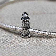 Great Point Lighthouse Pandora Charm!