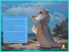 EL SANTO EVANGELIO 1 JUNIO 2017