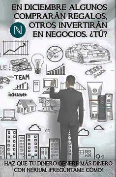 ¿Qué prefieres, gastarte todo tu aguinaldo o iniciar un negocio que te va a dar dinero por muchos años? http://beautyskin1.nerium.com.mx