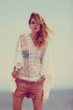 Free People's new lookbook is everything