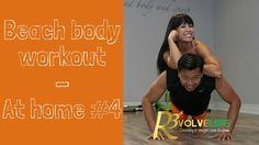 Beach Body Workout - Full Body Workout #4