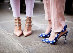 The 87 Best Valentino Rockstud Images On Pinterest