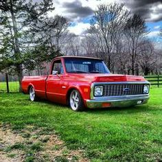 1972 Chevy Truck - LMC Trucklife