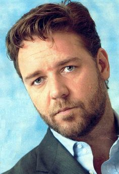russell crowe photoshoot