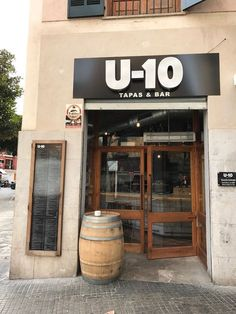 U-10 Tapas & Bar in Palma de Mallorca