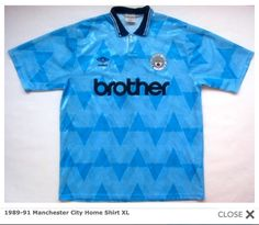 1989-91 home shirt