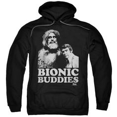 """Checkout our #LicensedGear products FREE SHIPPING + 10% OFF Coupon Code """"Official"""" Tsmdm / Bionic Buddies-adult Pull-over Hoodie - Tsmdm / Bionic Buddies-adult Pull-over Hoodie - Price: $49.99. Buy now at https://officiallylicensedgear.com/tsmdm-bionic-buddies-adult-pull-over-hoodie"""