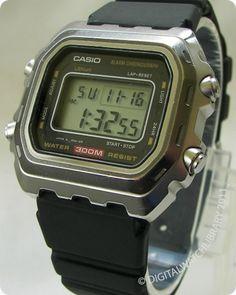 CASIO - DW-3000 - Digital - Vintage Digital Watch - Digital-Watch.com