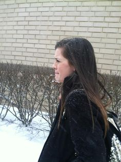 brooke and snow don't mix.