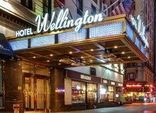 Wellington Hotel New York City - Exterior