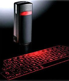Bluetooth Virtual Laser Keyboard... Need!