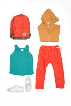 boyswear at Little Hanbury