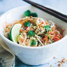 Noodle free pad Thai