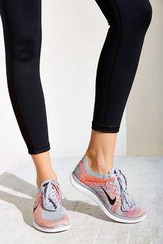 the best attitude eb059 d0b5f Nike Free 4.0 Flyknit Sneaker - Urban Outfitters Nike Free Runs For Women, Women  Nike