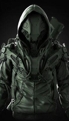 #Cyberpunk #Techwear #Tactical