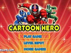 Cartoon Hero - Game