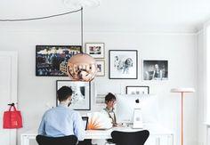 En lejlighed fyldt med hjemmelavet luksus - Bolig Magasinet Mobil