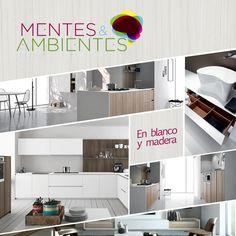 #Combina elementos de madera con blanco y consigue ambientes luminosos y relajados. http://bit.ly/1x0Wynk