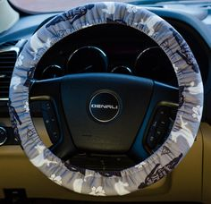 Snape Always Padded Steering Wheel Cover Car by FireflyCreations42