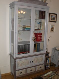 Ideas para mueble restaurado