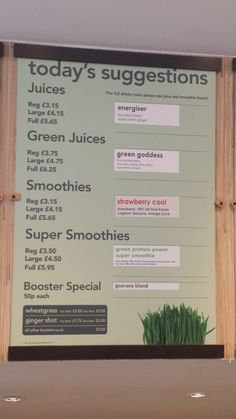 Crusshed Deli Shop, Health Bar, Green Goddess, Cold Drinks, Smoothies, Bakery, Cafes, Smoothie, Cool Drinks