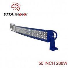 50 Inch 288W Curved Off Road LED Light Bar Yita-B288-C1B