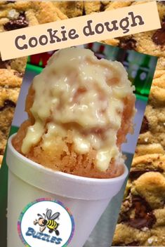 Flavors of the week — Buzzles Shaved Ice Shave Ice Syrup Recipe, Shaved Ice Recipe, Snow Cone Stand, Sno Cones, Homemade Syrup, Alcohol Drink Recipes, Frozen Treats, Cookie Dough, Shaving