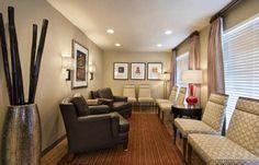 SoHaus Interior Design Commercial Waiting Room