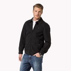 Tommy Hilfiger Cotton Jacket - flag black (Black) - Tommy Hilfiger Coats & Jackets - detail image 0