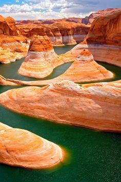 Lake Powell Utah U - Ben Geudens RT
