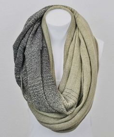 Two Toned Peppered Scarf