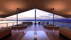 Drift on By: Japan's New Floating Hotels